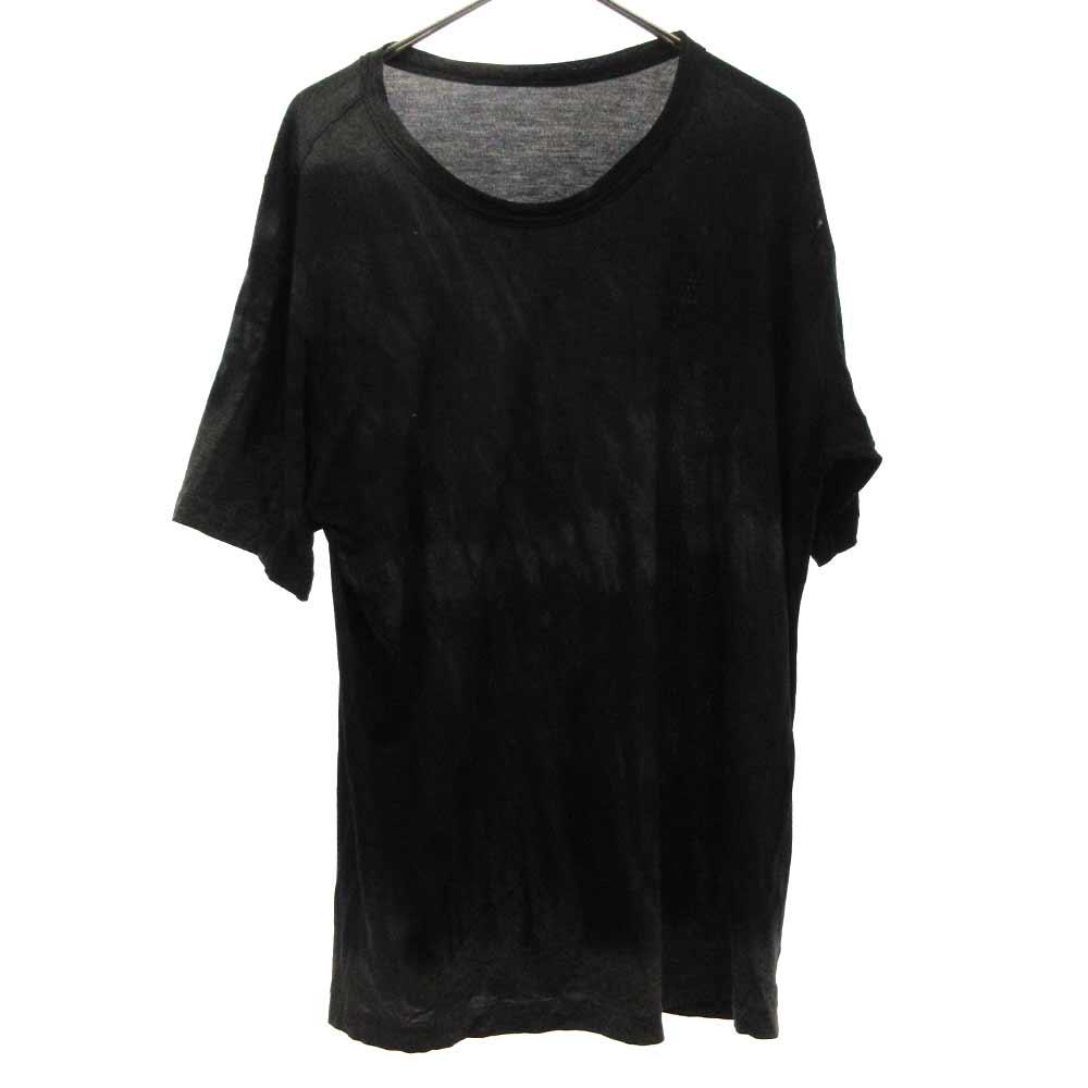 染め加工テンセル半袖Tシャツ
