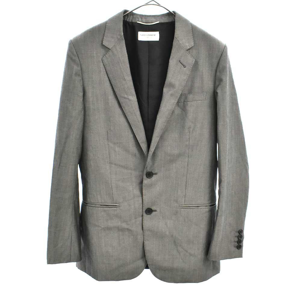 セットアップスーツ 2Bテーラードジャケット スラックスパンツ