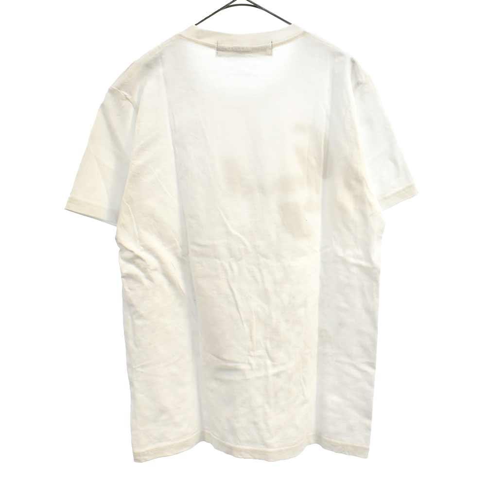 ×攻殻機動隊 フロントプリント半袖Tシャツ