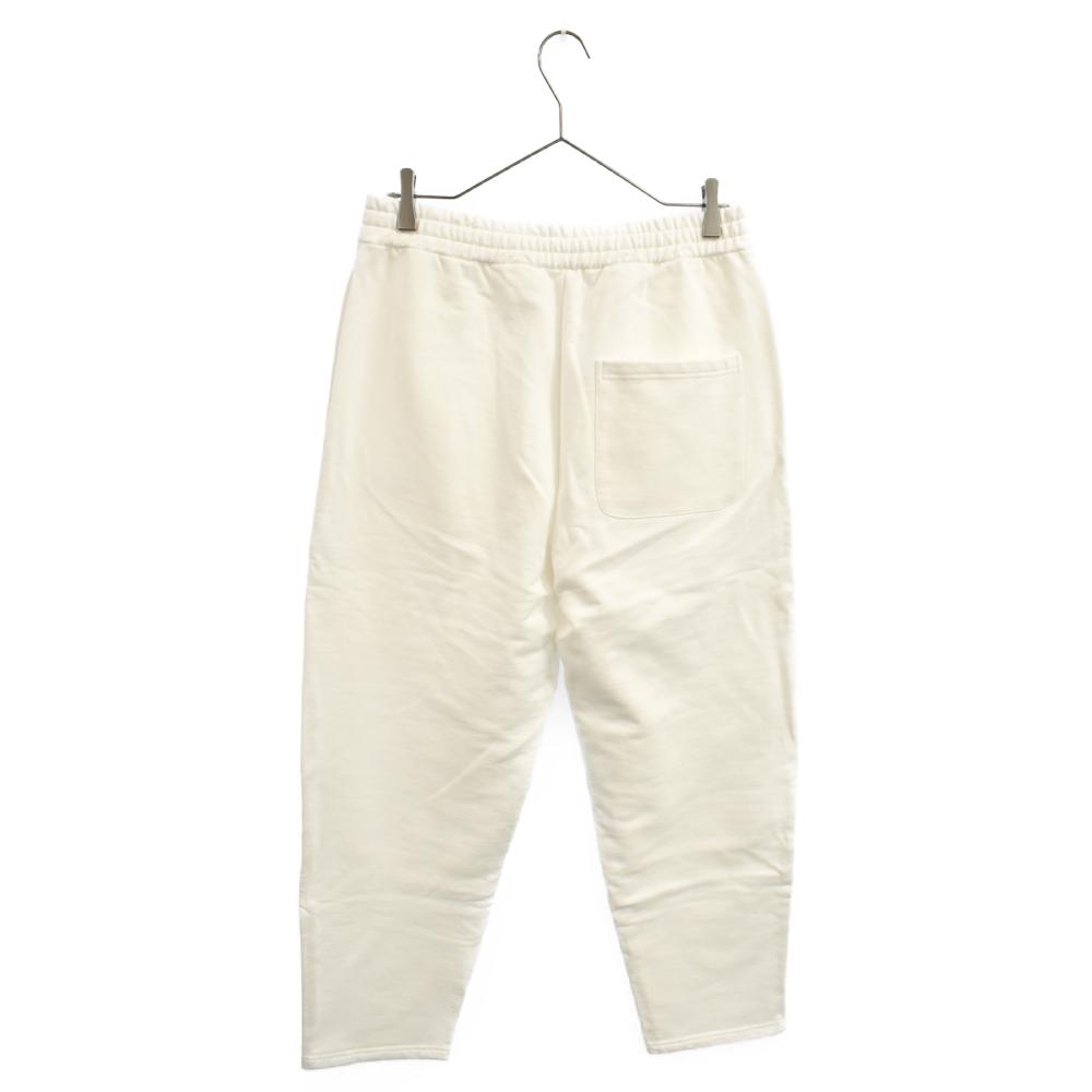 SURPRISE EMBROIDERY SWEAT PANTS スカル刺繍スウェットパンツ