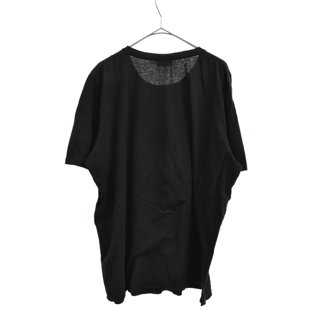 スターロゴプリント半袖Tシャツ