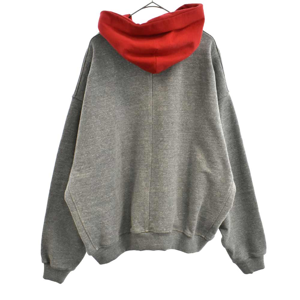 FIFTH COLLECTION HEAVY TERRY EVERYDAY HOODIE ヘヴィーウェイトプルオーバーパーカー
