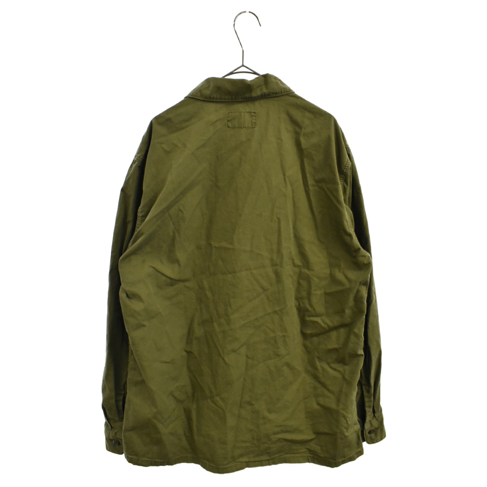 天国東京ガールプリント長袖シャツジャケット