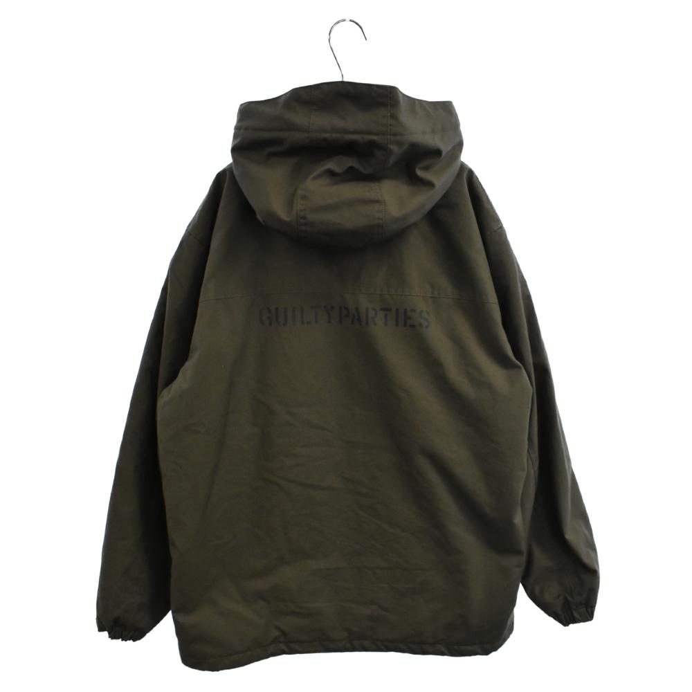 VENTILE MOUNTAIN PARKA マウンテンパーカー 中綿ジャケット