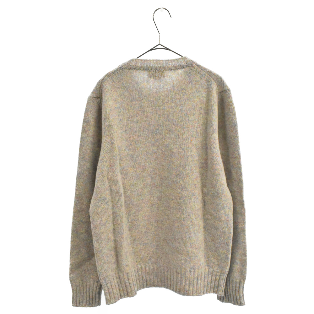 マルチカラーニットセーター