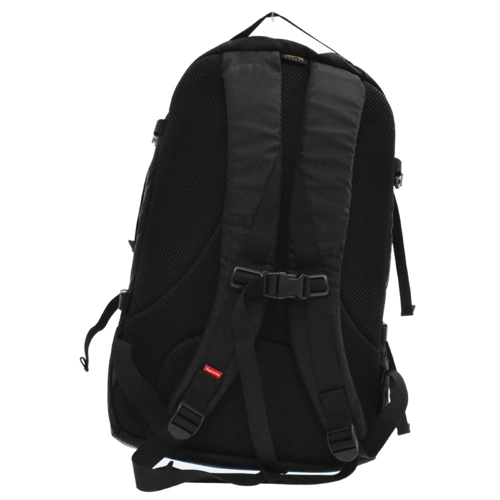 Backpack ロゴ総柄バックパック リュック