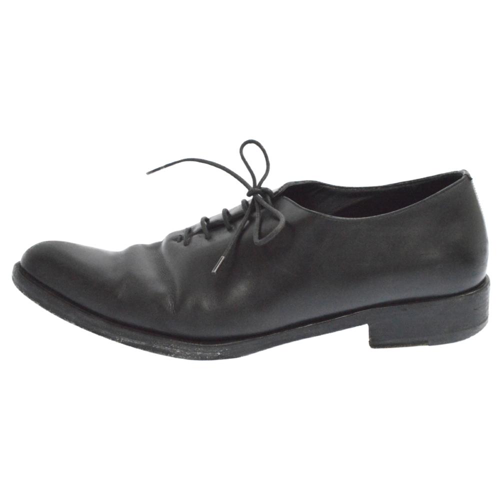 ポインテッドトゥレザーシューズ 革靴 43