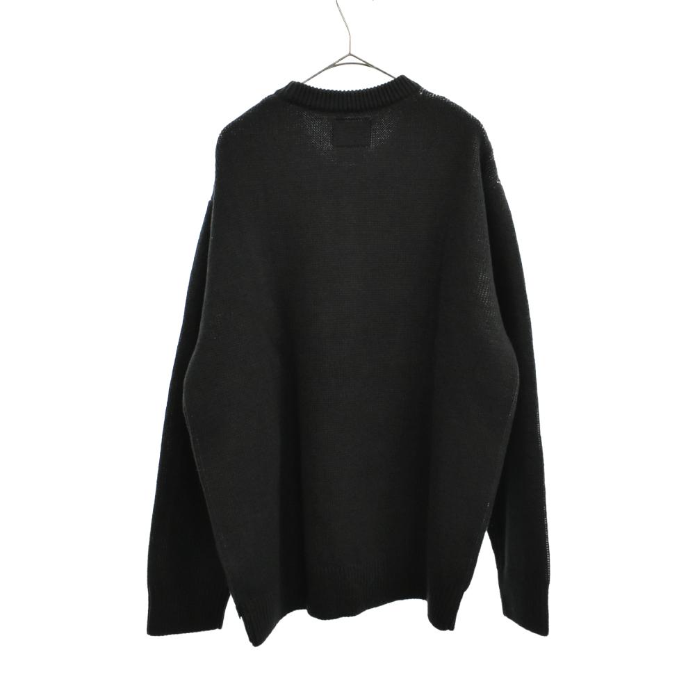 ×NIKE ナイキ Swoosh Sweater スウッシュクルーネックニットセーター