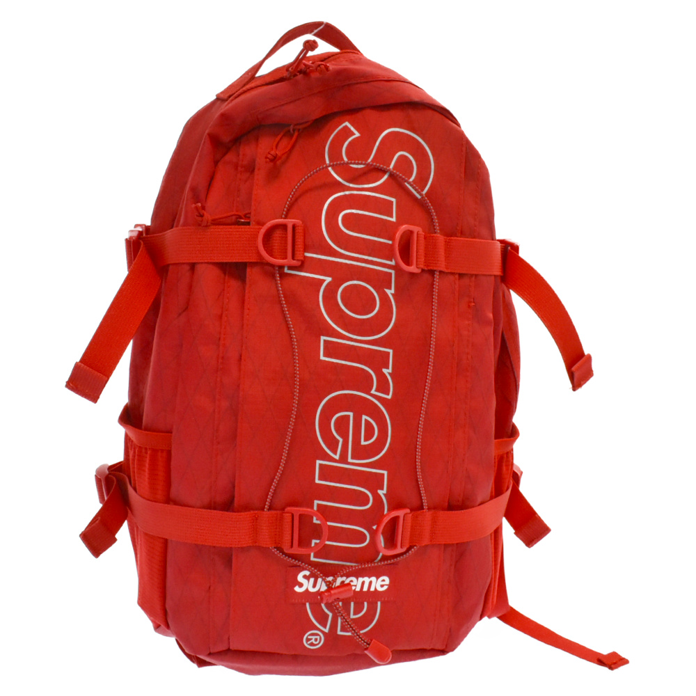 Backpack ナイロンロゴバックパック