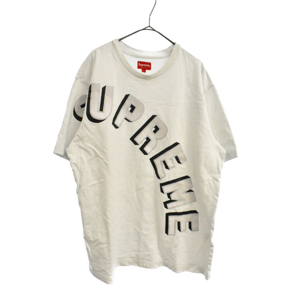 Arch S/S Top Tee アーチロゴ半袖Tシャツ