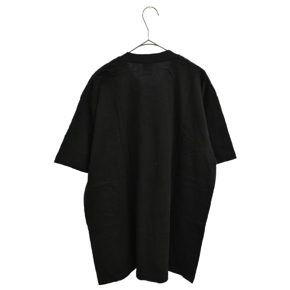 Bandana Box Logo Tee バンダナ柄ボックスロゴ半袖Tシャツ