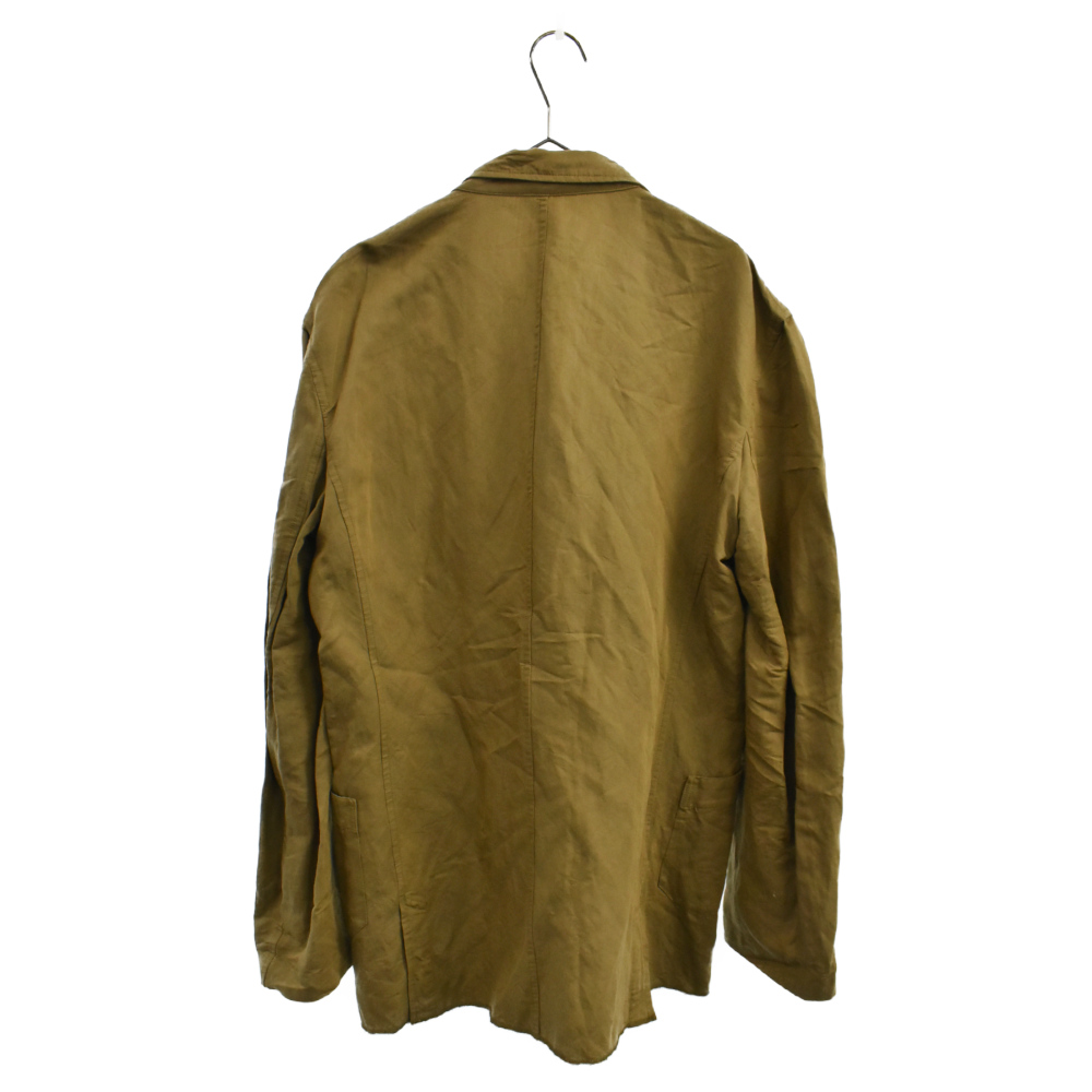2Bレーヨン混テーラードジャケット
