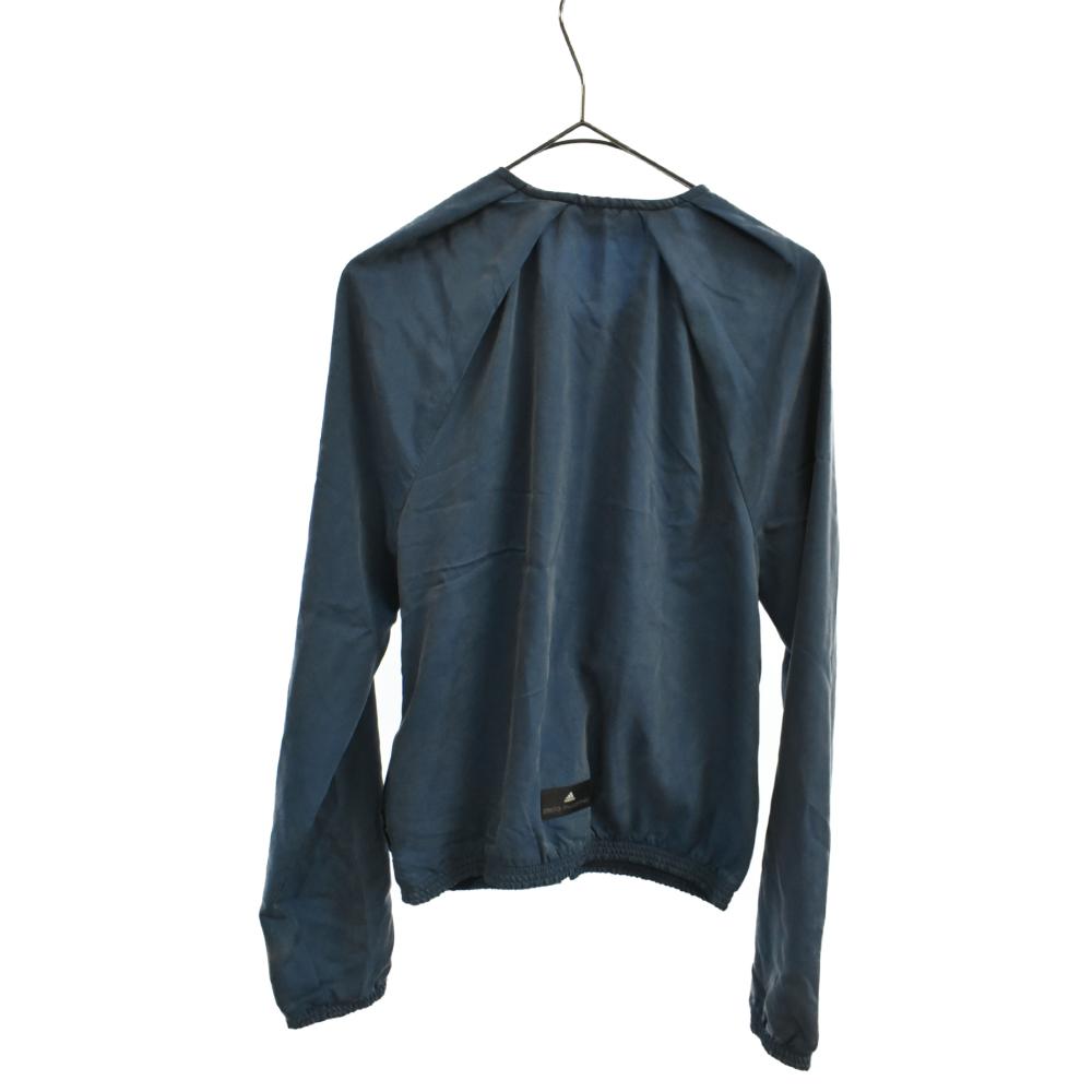 ×Stella McCartney タックデザインキュプラトラックジャケット ステラマッカートニー