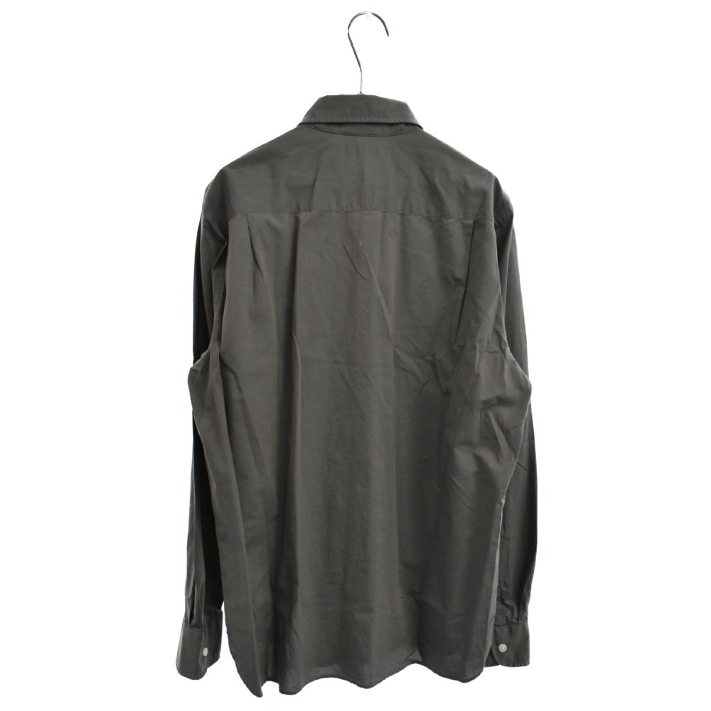 ベーシックロングスリーブドレスシャツ