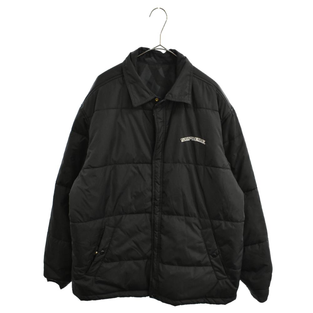 Reversible Puffy Work Jacket リバーシブルトライバルジャケット