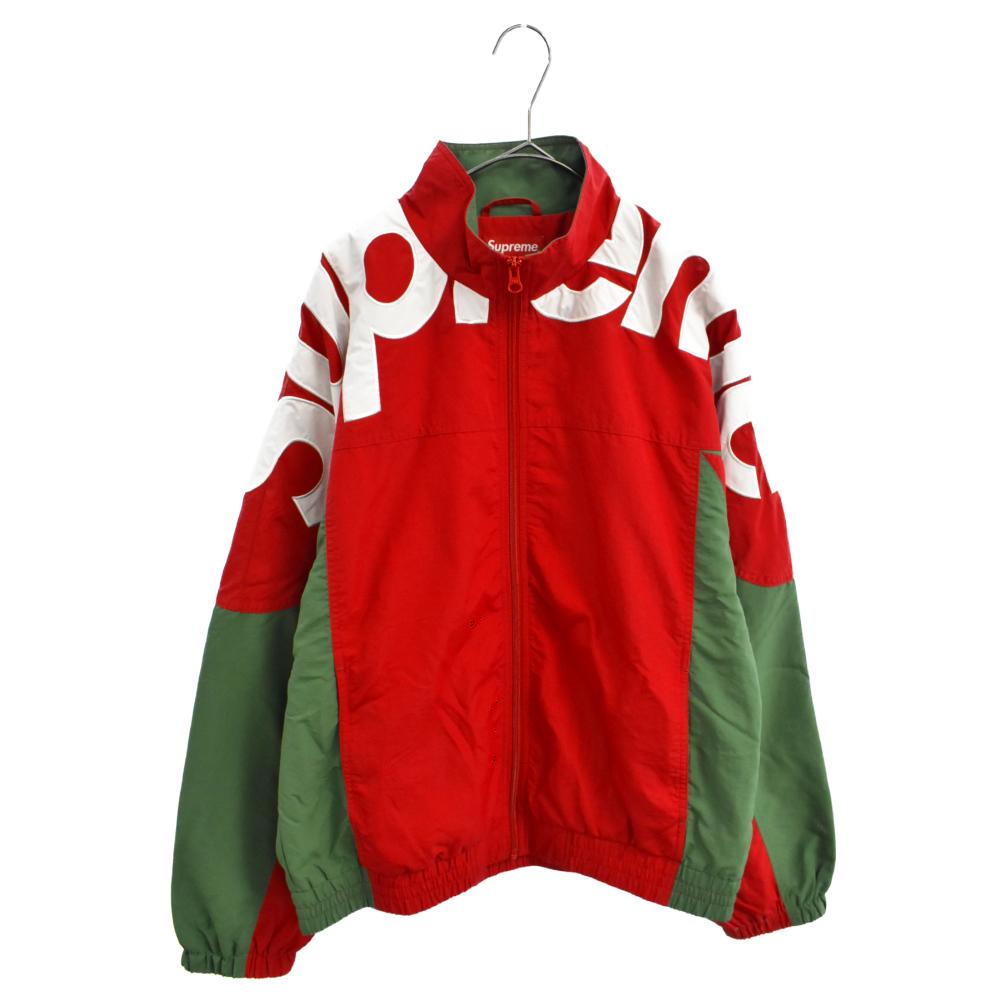Shoulder Logo Track Jacket ショルダー ロゴ トラック ジャケット ブルゾン