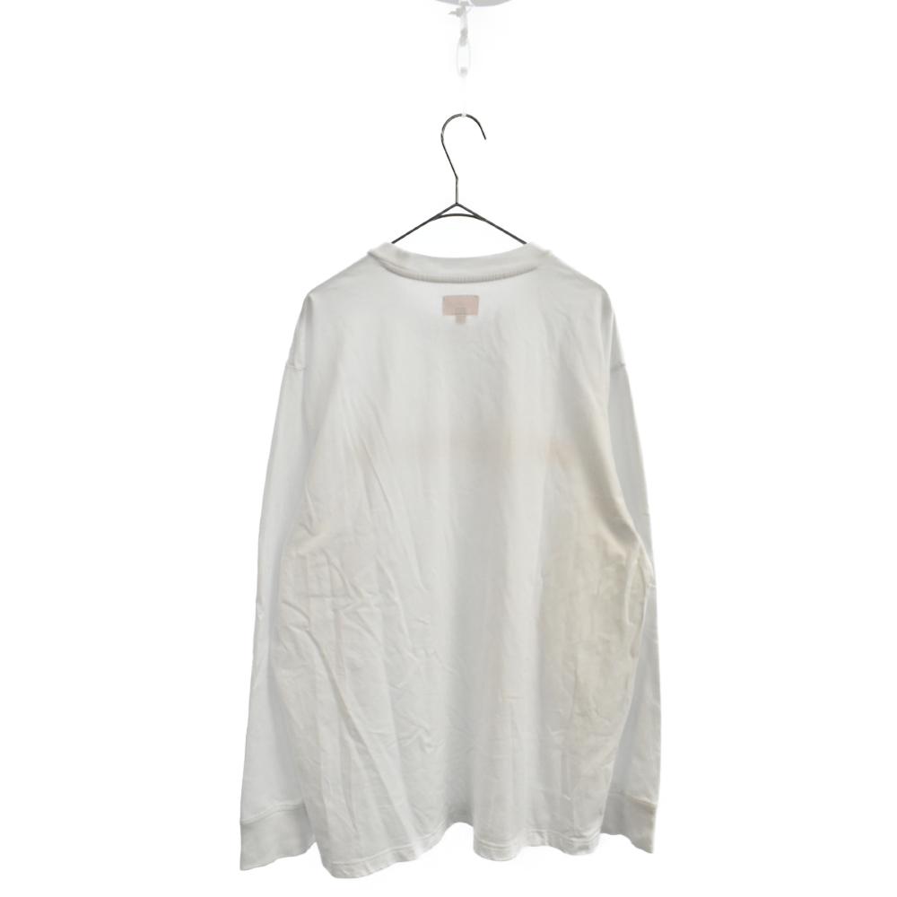 Chrome Logo L/S Top クロームロゴプリント長袖Tシャツ