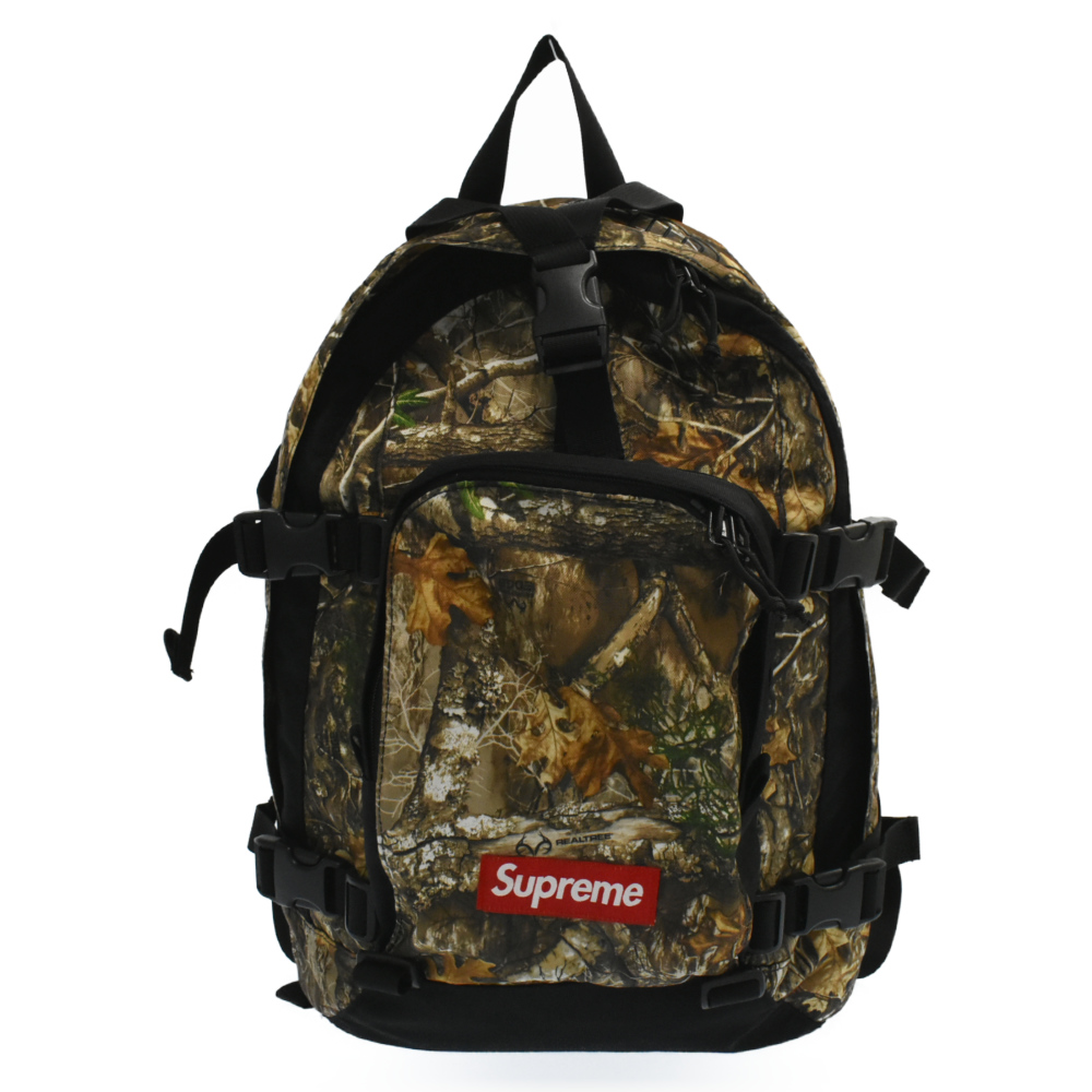 REAL TREE CAMO BACKPACK ツリーカモ バックパック リュック