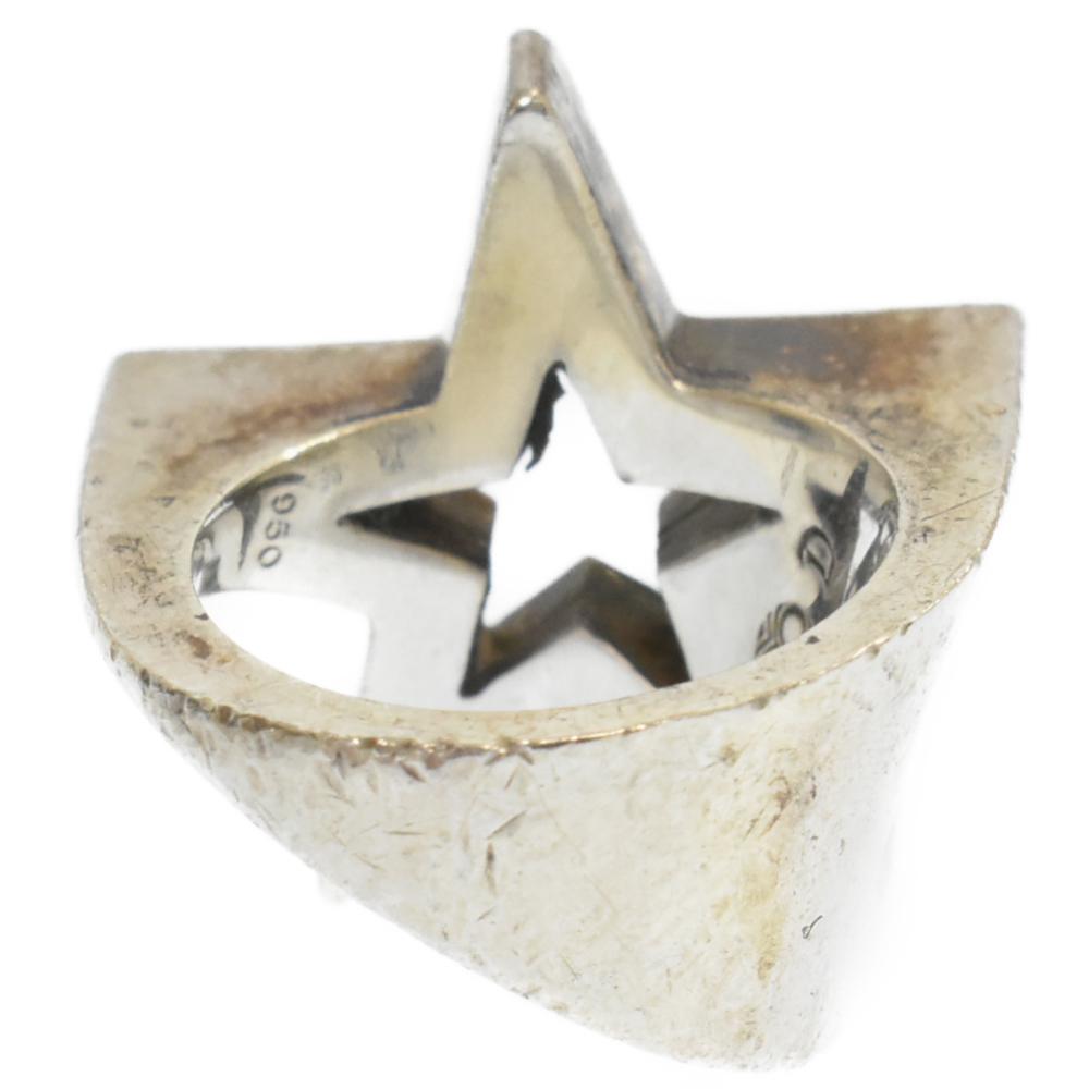 × MAGICAL DESIGN マジカルデザイン スターブライトシルバーリング 指輪