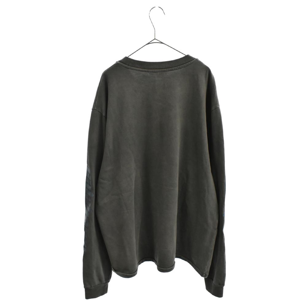 Calabasas Long Sleeve T-Shirt カラバサス クルーネック ロングスリーブ長袖Tシャツ