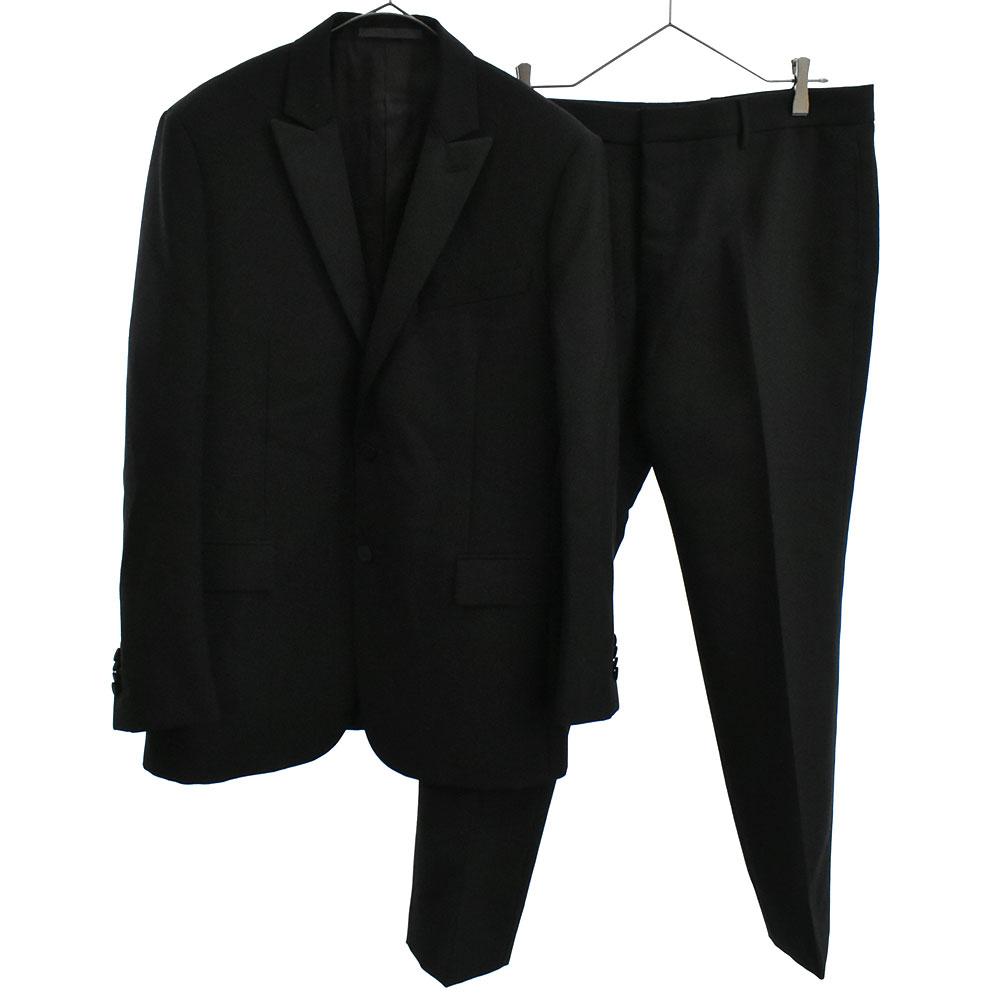 2Bスモーキングジャケット スラックスパンツ セットアップ スーツ