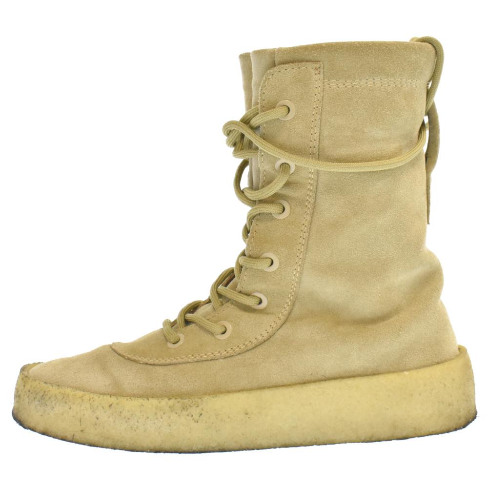 SEASON 2 CREPE BOOTS ブーツ