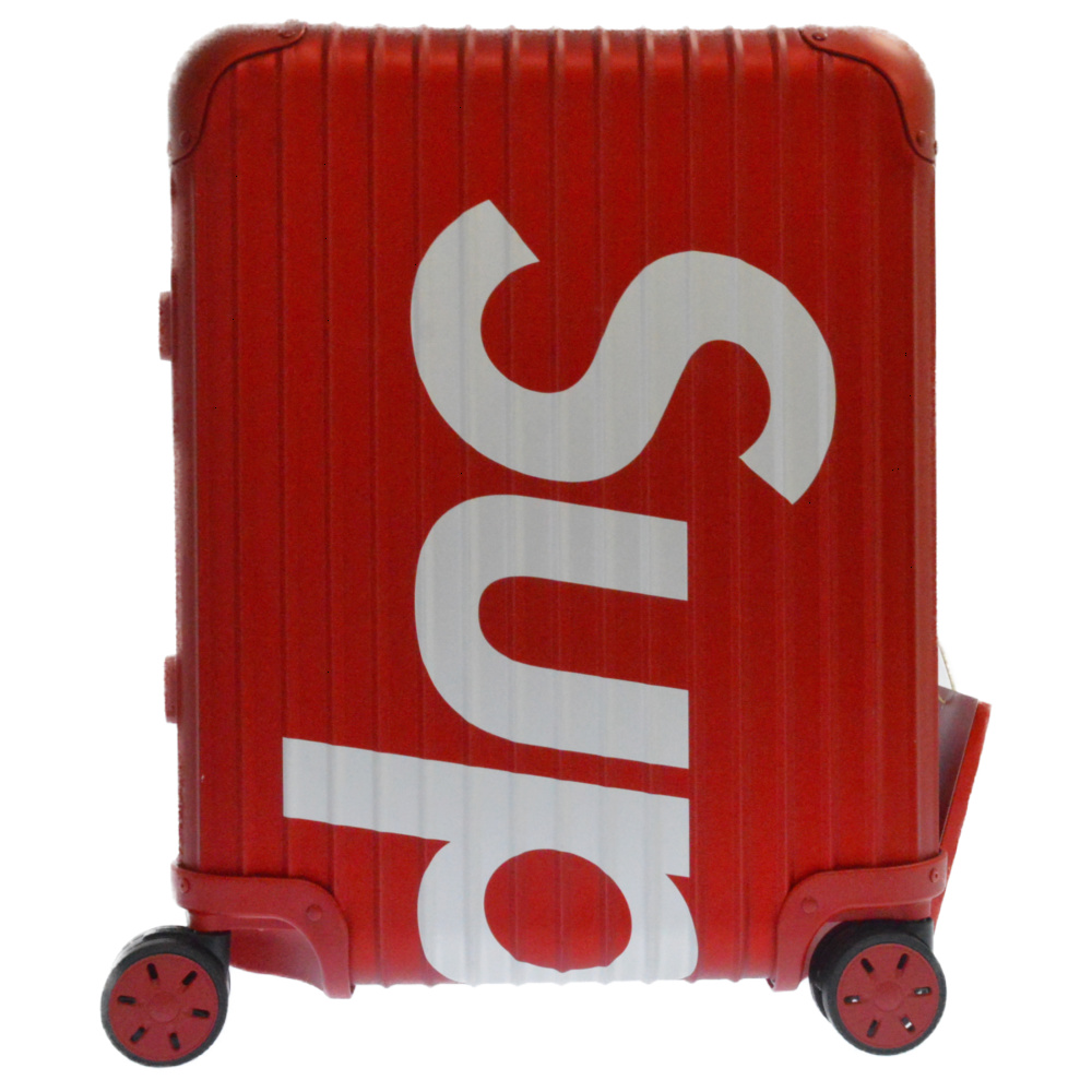 ×RIMOWA リモワ Topas Multiwheel 45L トパーズマルチウィール スーツケース キャリーケース