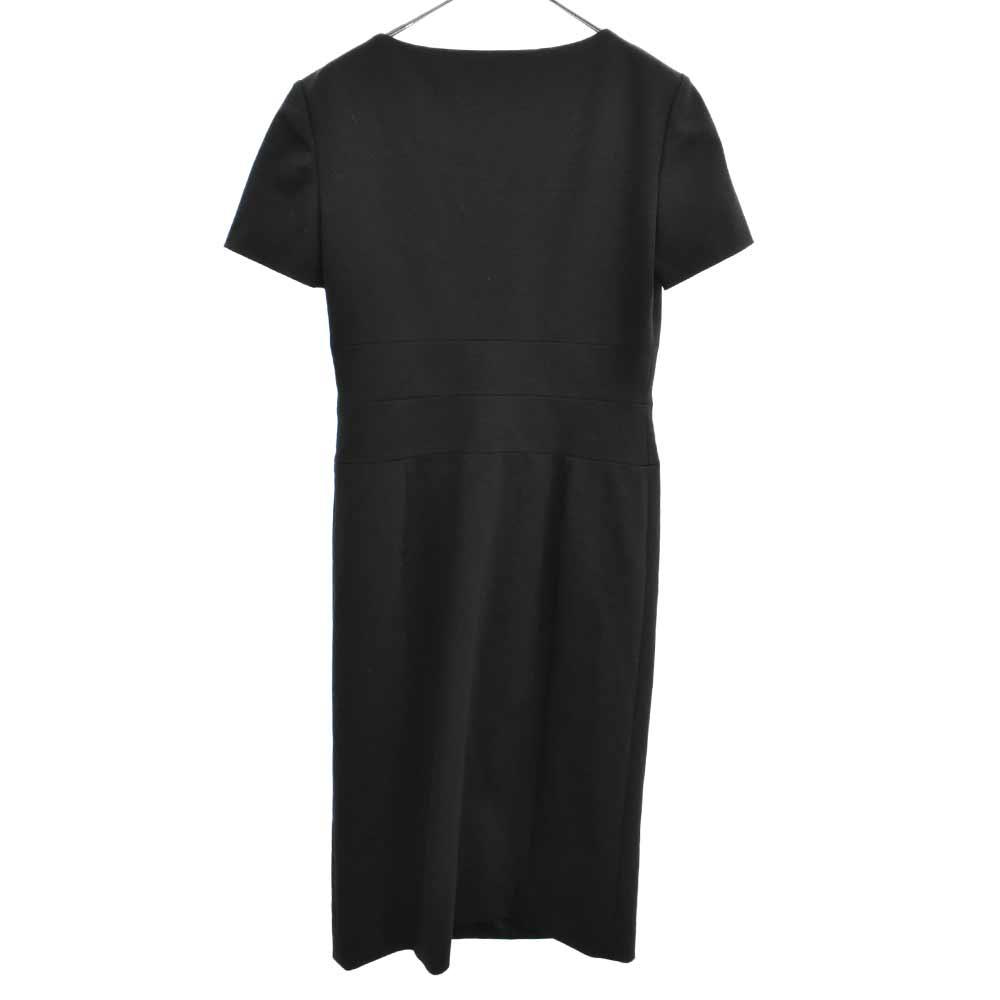 Vネックワンピース ドレス