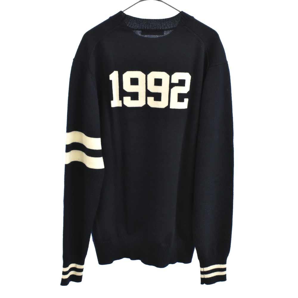 HAL Lab 1992 JQカレッジニットセーター