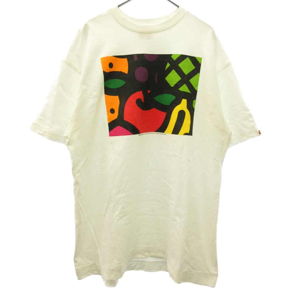 BABY MILO ベイビー マイロ フロントデザイン半袖Tシャツ