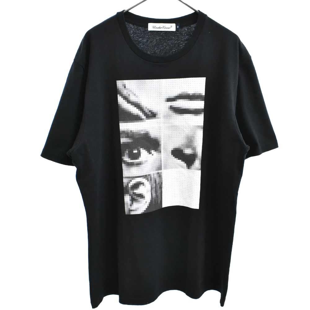 TEE LARMS グラフィックプリント半袖Tシャツ