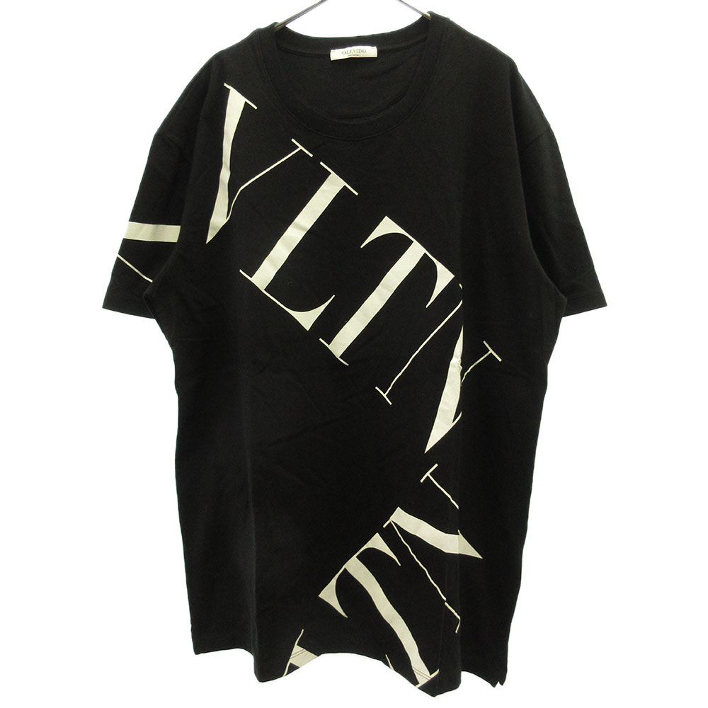 VLTNロゴプリント半袖Tシャツ
