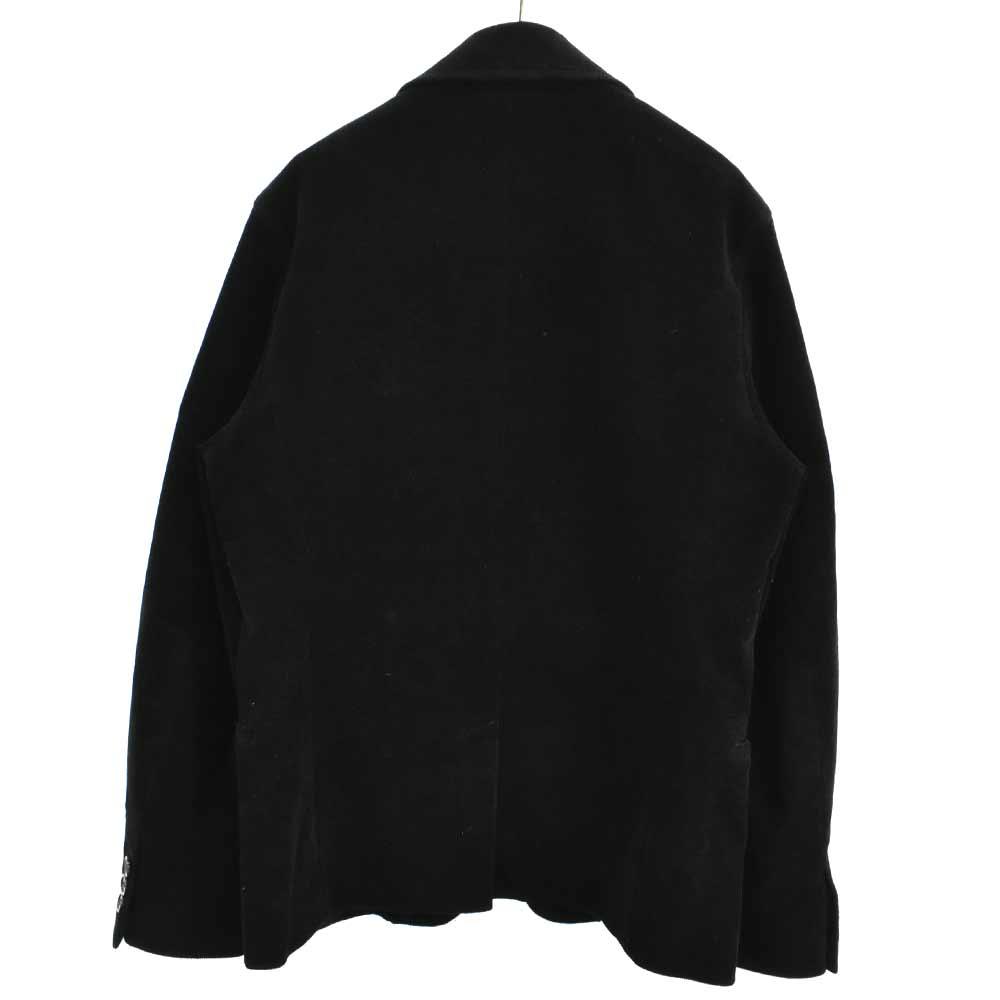 ローズ刺繍コーデュロイ2Bテーラードジャケット