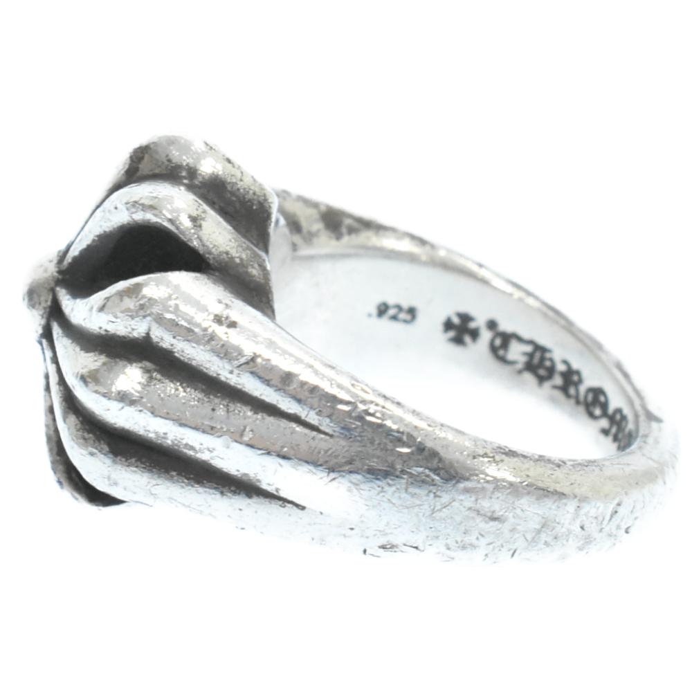 ラージカットアウトCHプラスリング 指輪 日本サイズ14号