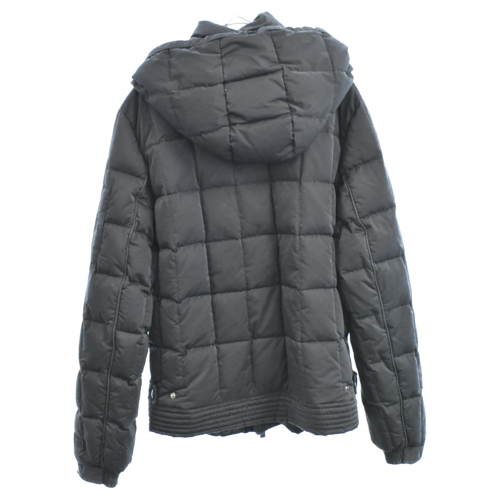 TARAZED タラゼット フード付きキルティングダウンジャケット