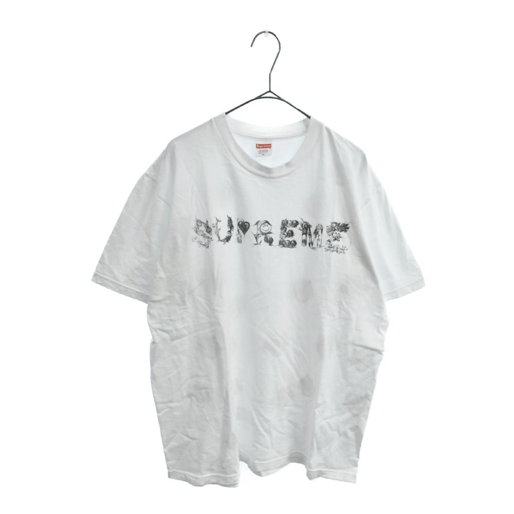 Morph Teeフロントロゴ半袖Tシャツ