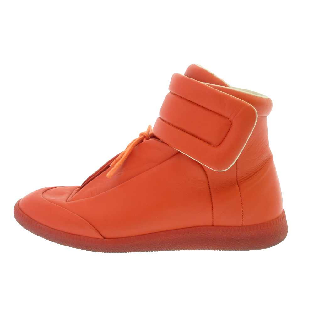 22 Future High Top Sneaker フューチャーハイ レザー スニーカー