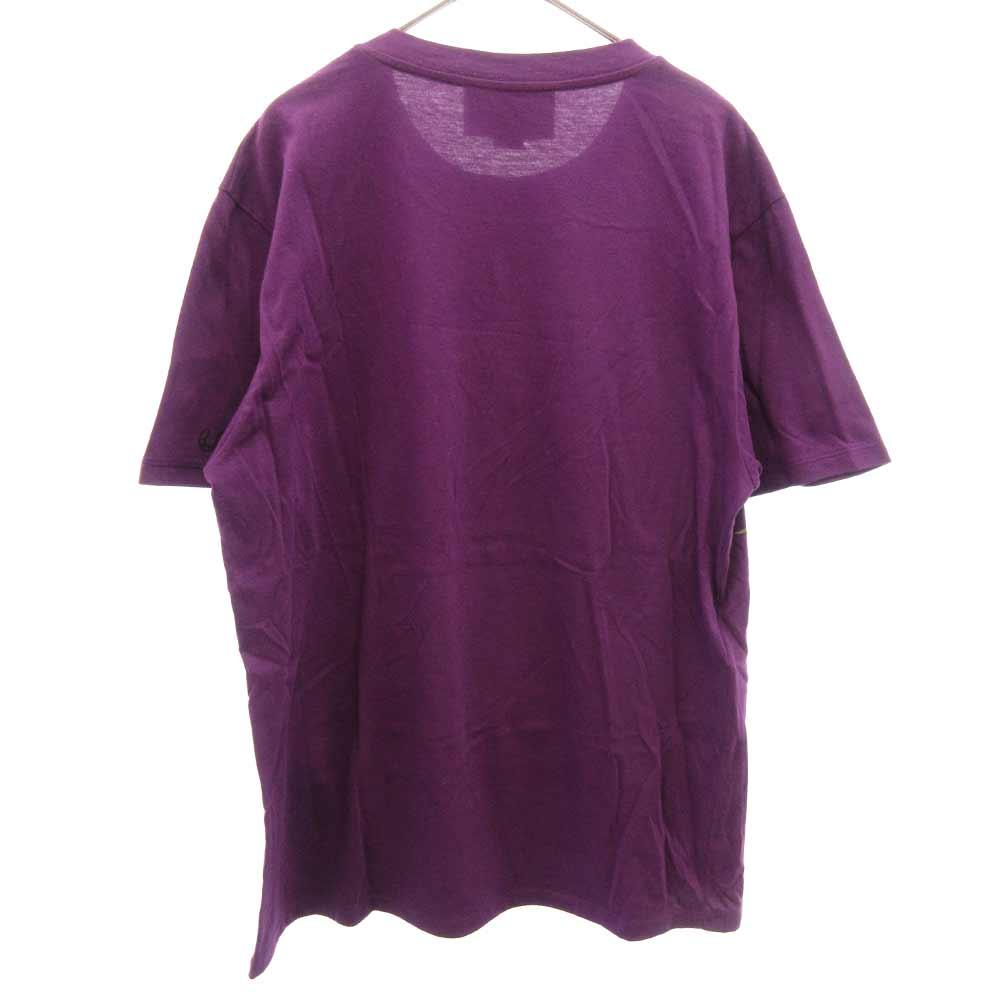 Angry Tiger スパンコール パンサーレイ 半袖Tシャツ