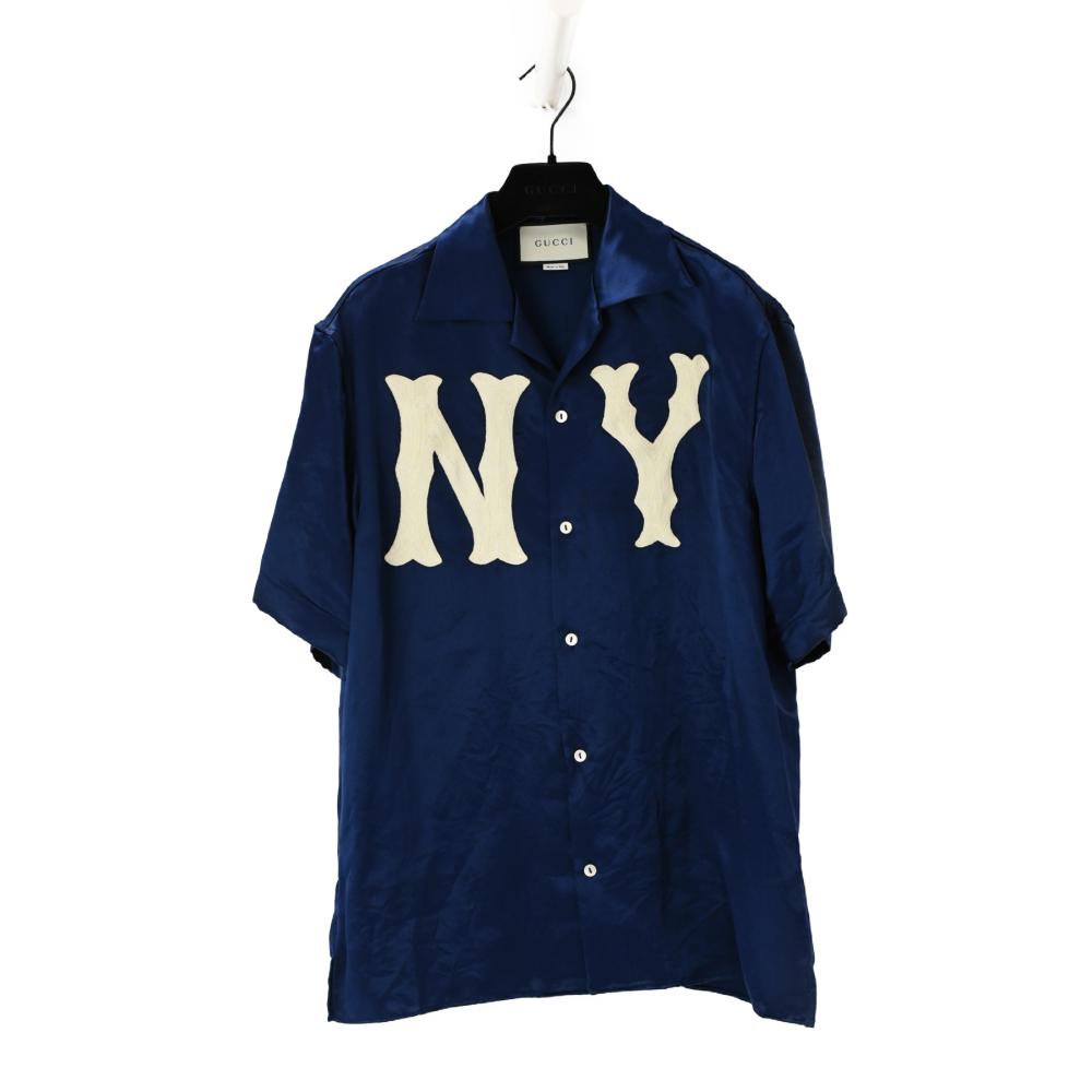 New York Yankees ニューヨークヤンキース 半袖シャツ