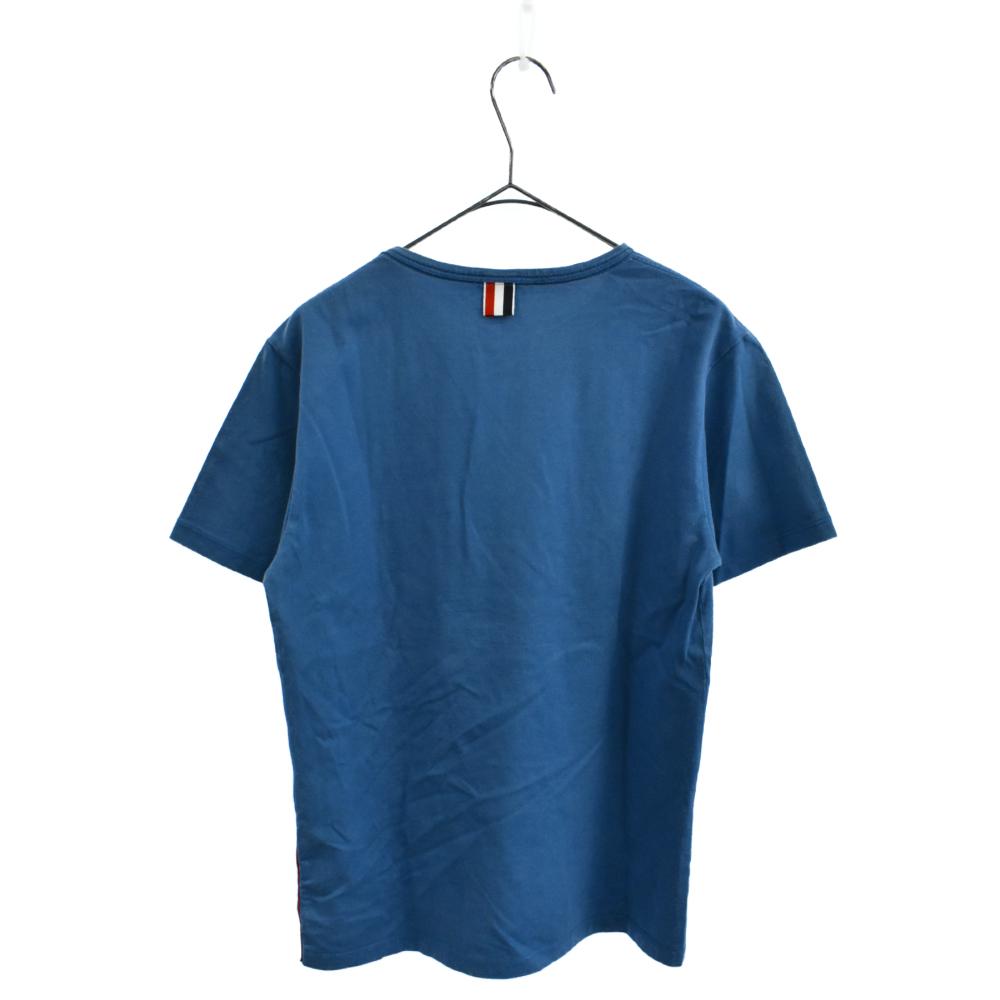 RWB ポケットトリムショートスリーブ半袖Tシャツ