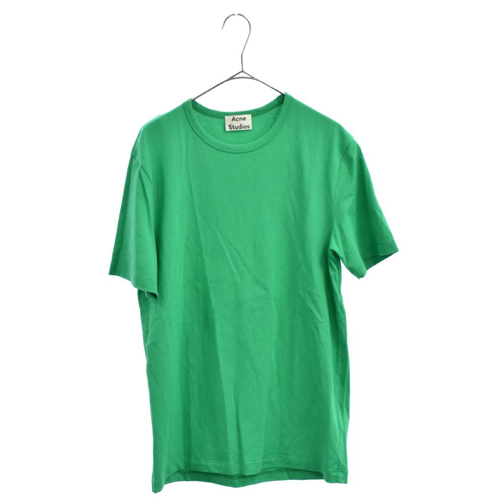 EDDY クルーネック無地半袖Tシャツ プレーン