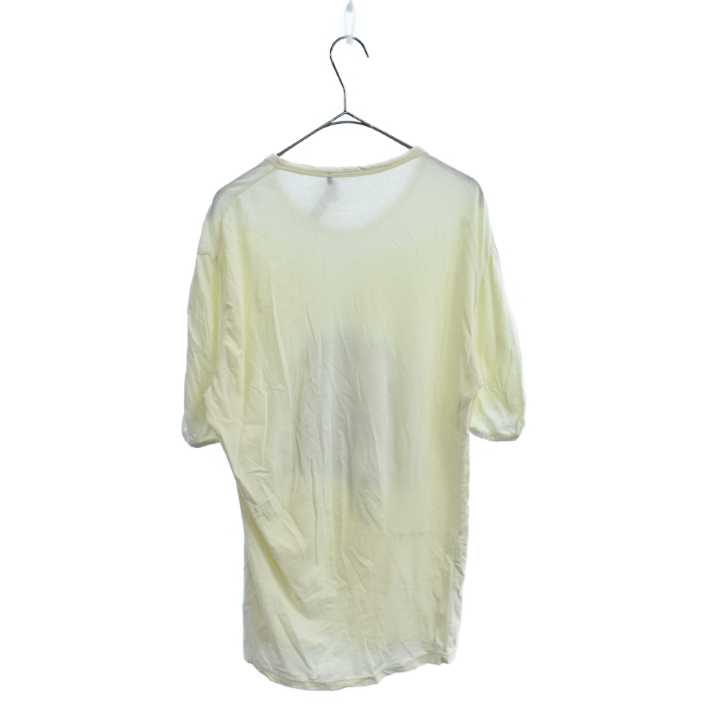 宗教期 フェイスプリントカットソー 半袖Tシャツ