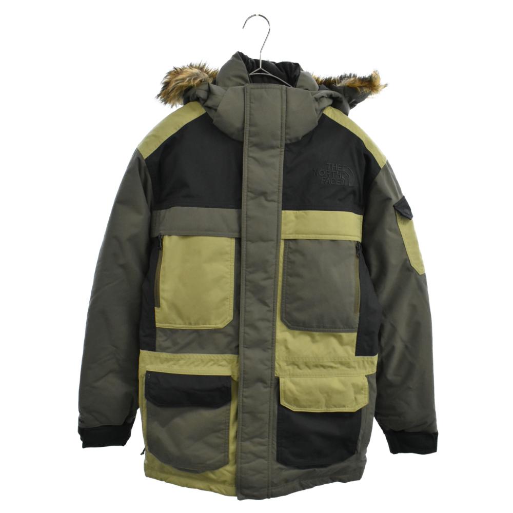 McMurdo Parka III マクマード 海外限定カラー ファー付きダウンジャケット