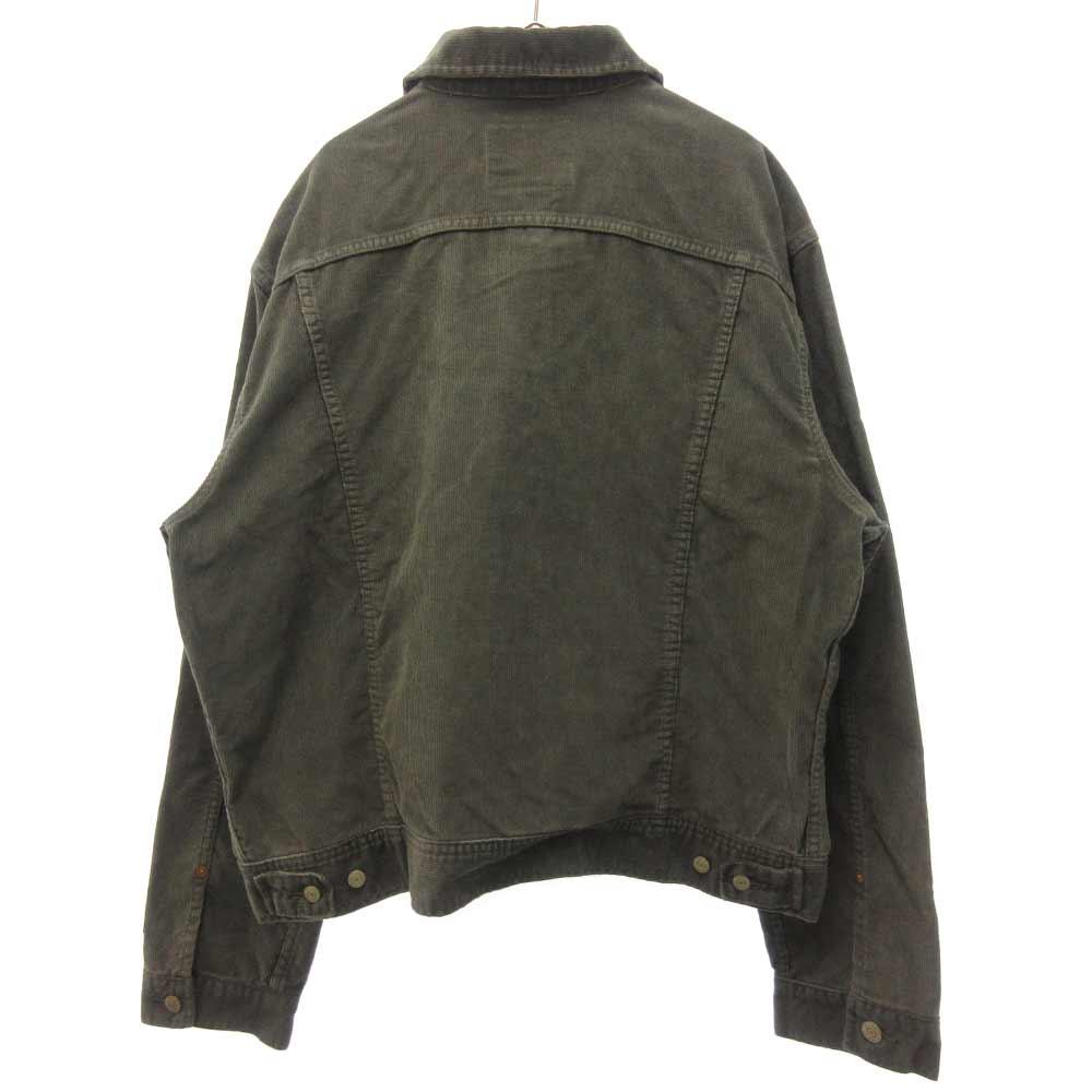 コーデュロイワークジャケット
