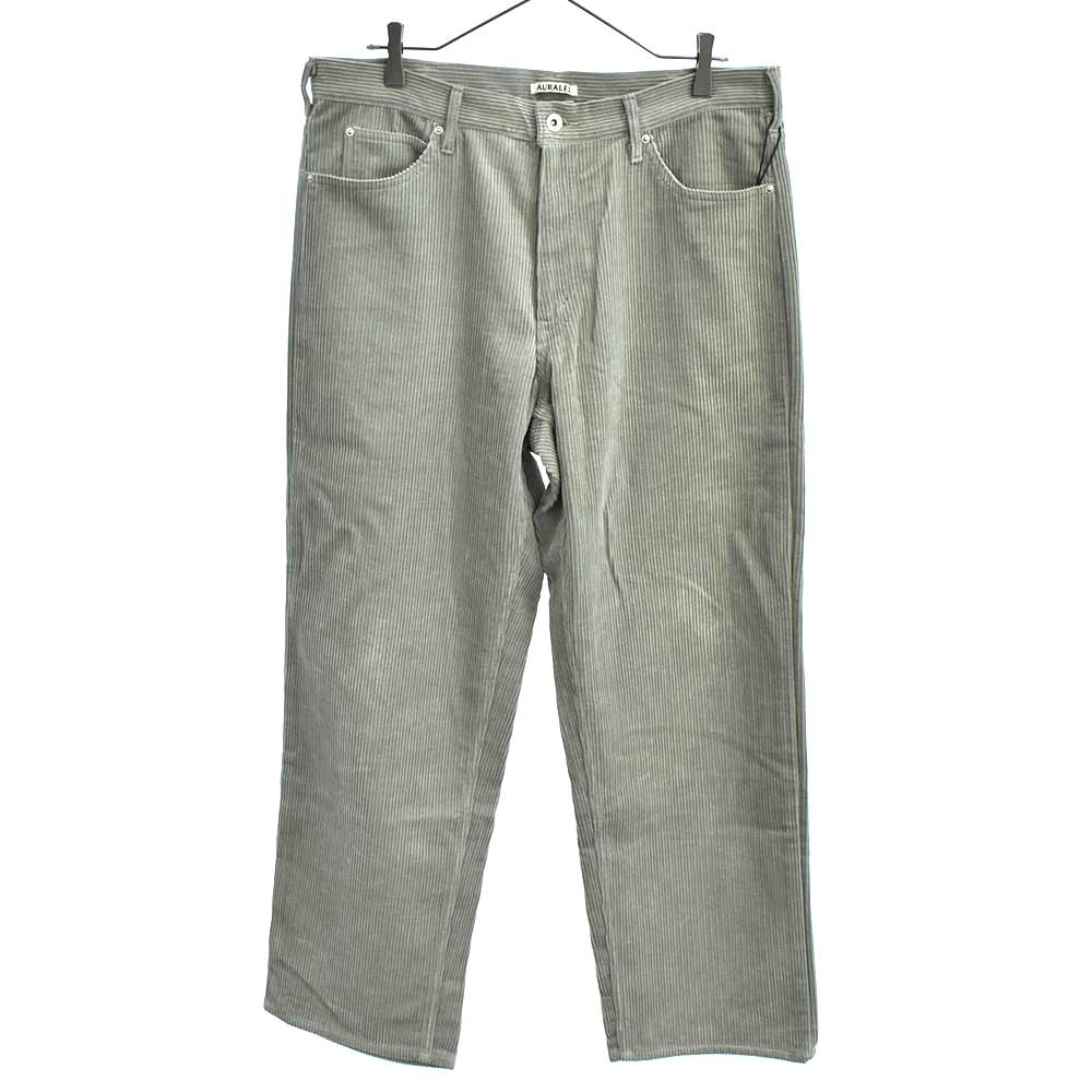 Washed Corduroy 5P Pants ウォッシュド コーデュロイパンツ
