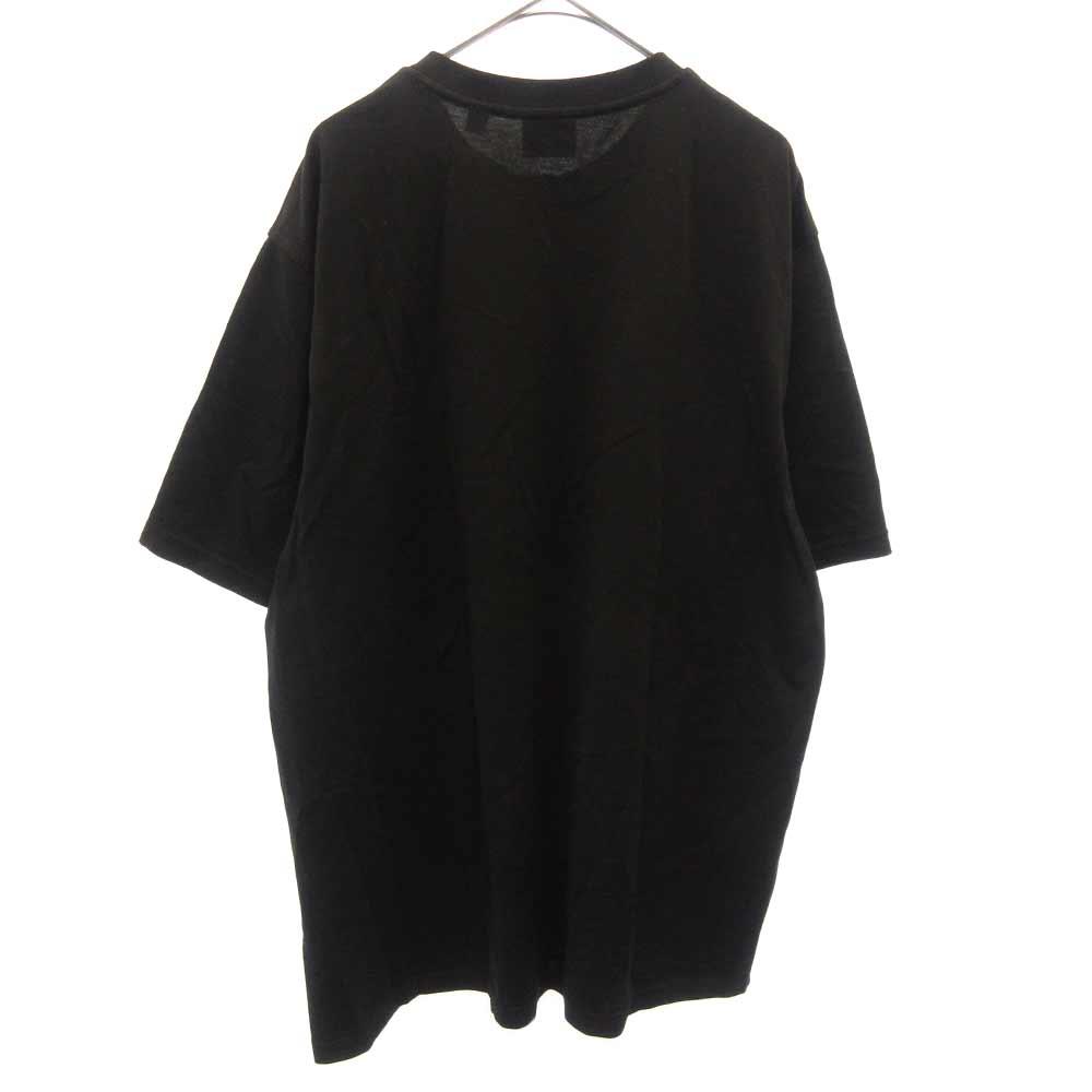 HESFORD ヘスフォード エンブロイダリー刺繍 半袖Tシャツ