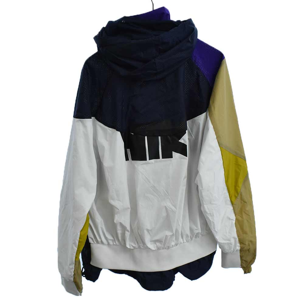 ×NIKE Double Zip Jacket 再構築ダブルジップジャケット ナイキ