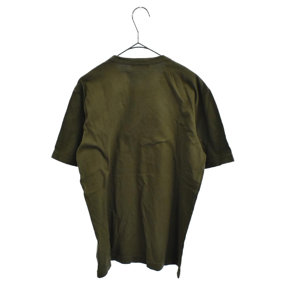ARMYロゴプリント半袖Tシャツ