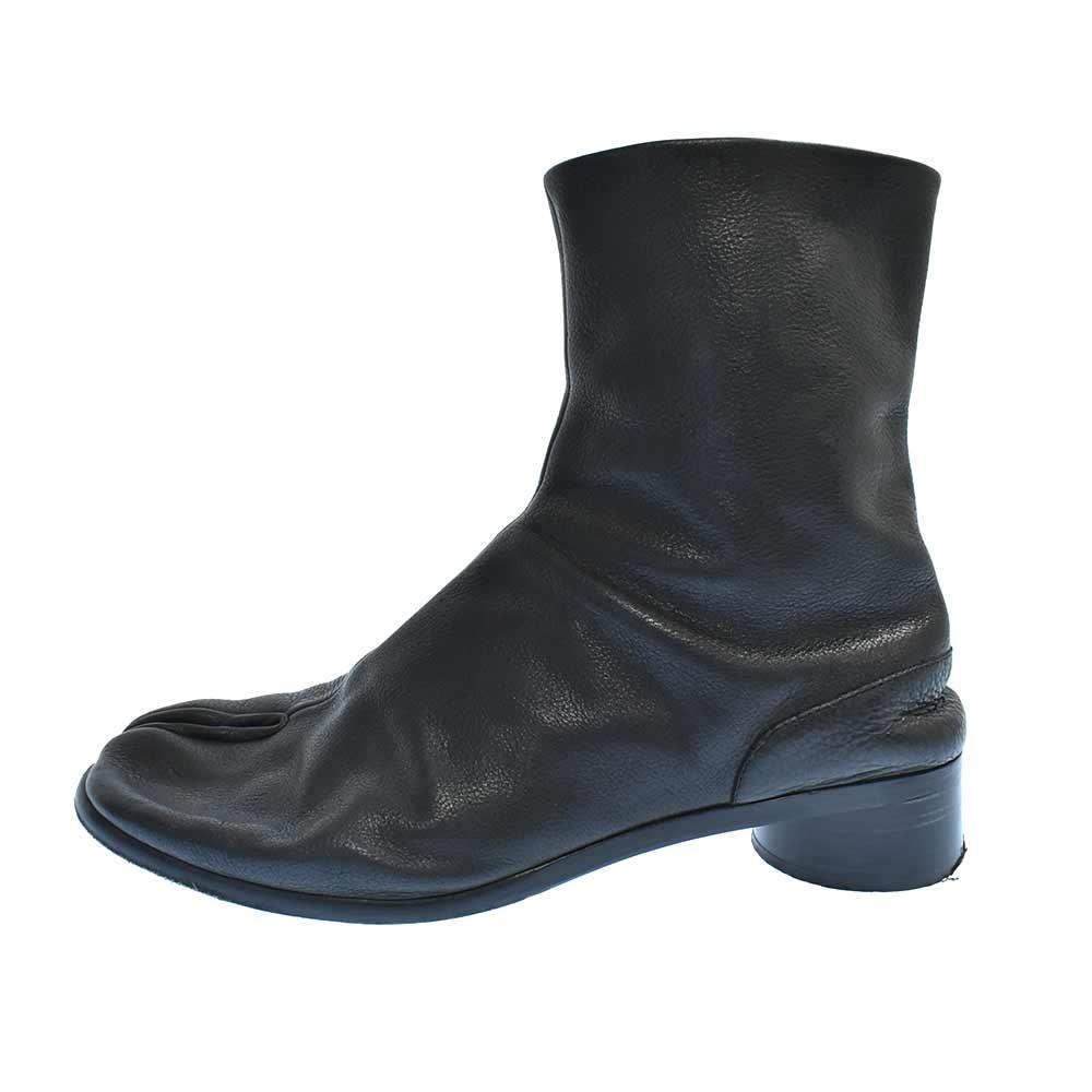 TABI BOOTS レザーアンクルタビブーツ 足袋