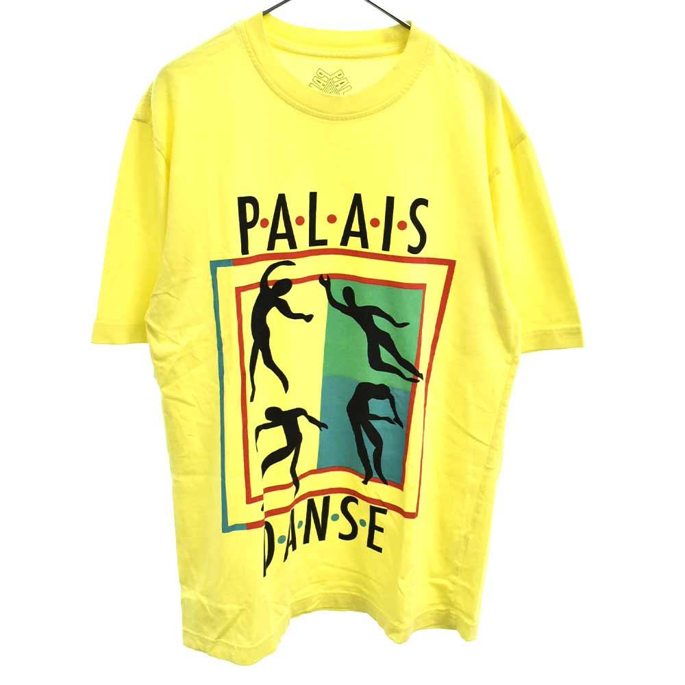 DANSE CREW T-SHIRT ダンスクループリント半袖Tシャツ